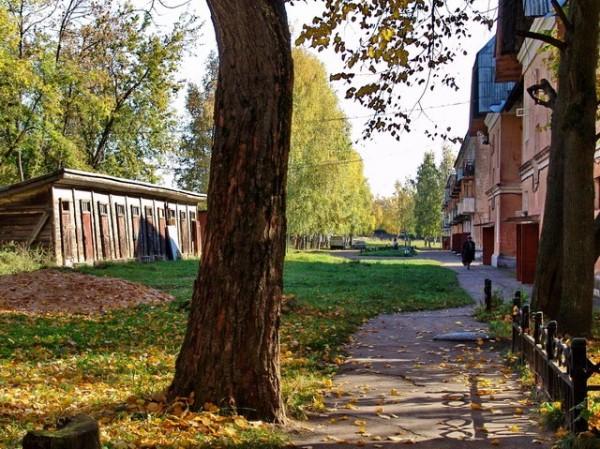 Рыбинск, история, архитектура, поселок ГЭС