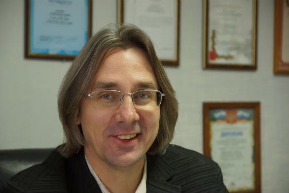 Алексей Суслов