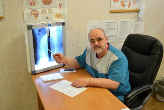 Сергей Осипов, главный врач Центра медицинской реабилитации, Рыбинск