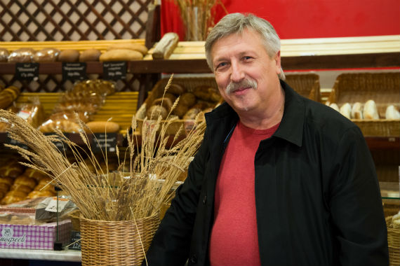 Сергей Прохоров, Рыбинск