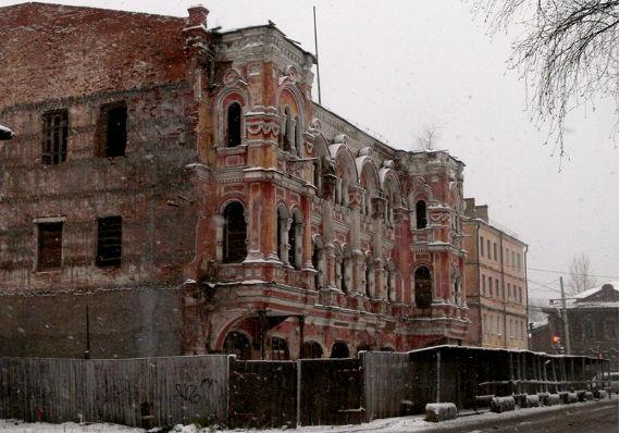 Советская 2 Рыбинск