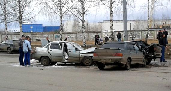 авария в Рыбинске