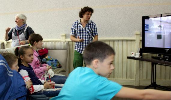 просмотр на Кинорыбке в Рыбинске