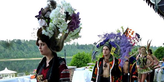 """Бал цветов """"Великий Гэтсби"""""""