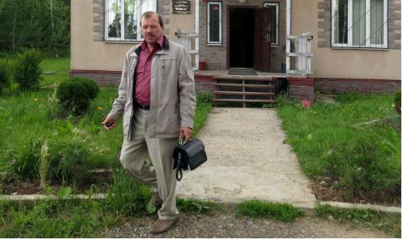 Люди Рыбинска, Леонид Буянов