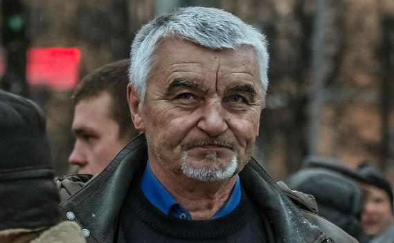 Гражданин Рыбинска Юрий Бахвалов