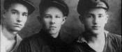 В речном училище Рыбинска, Юрий Андропов справа
