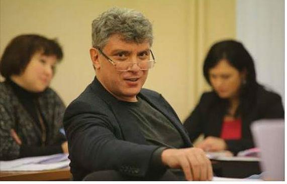 Немцов Борис