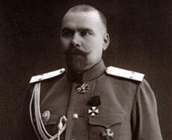 Николай Тихменев родился в Рыбинске