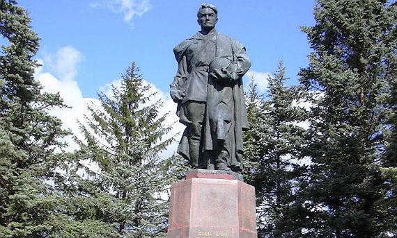 Памятник советским воинам, комплекс «Зайцева гора»