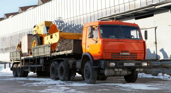 Раскат в Рыбинске