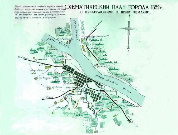 Рыбинск 1822
