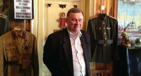 Алексей Кулыгин