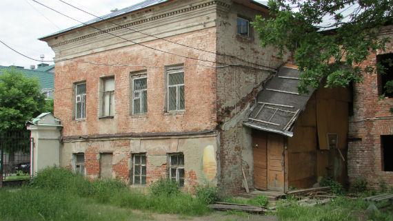 Флигель усадьбы Наумова, Рыбинск
