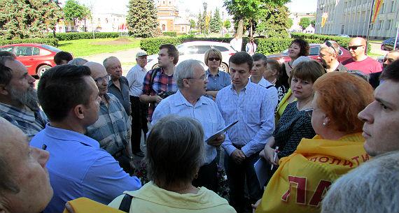 отмена выборов в Ярославле