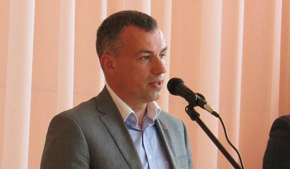 Депутат Ярославской областной думы Владимир Денисов