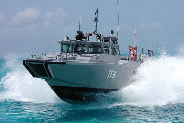 Многофункциональный десантный катер БК-16