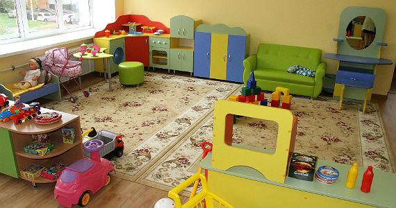 В Рыбинске открыли новый детский сад