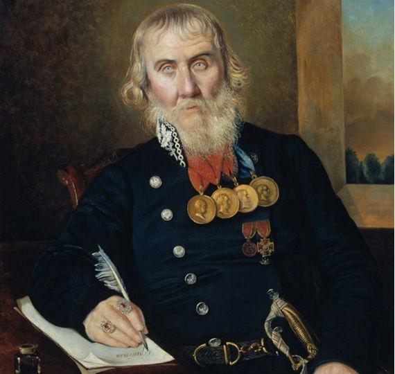 Купец 1-й гильдии и почетный гражданин Рыбинска Федор Ильич Тюменев