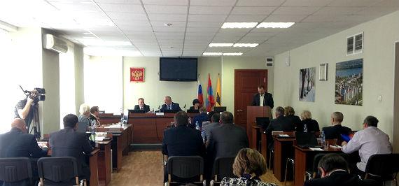 муниципальный совет Рыбинска
