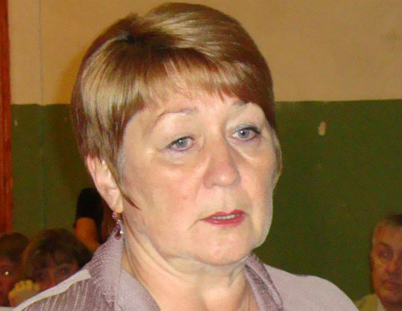 Татьяна Смирнова, глава администрации Рыбинского района
