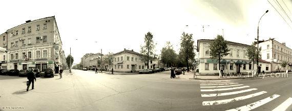 улицы Рыбинска
