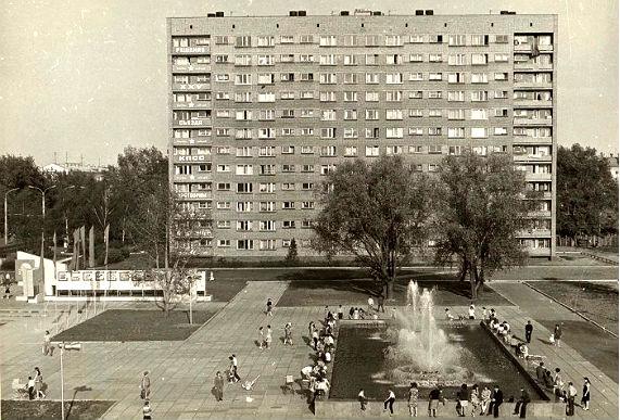 12-этажный дом в Рыбинске