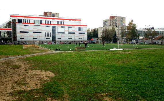 В это поле Сдвижковым закопано 34 млн рублей из бюджета