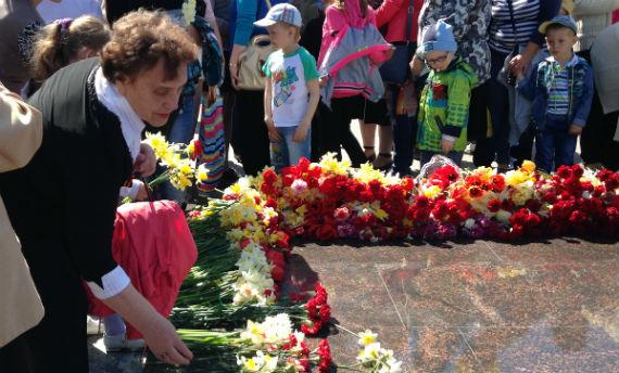 День Победы в Рыбинске