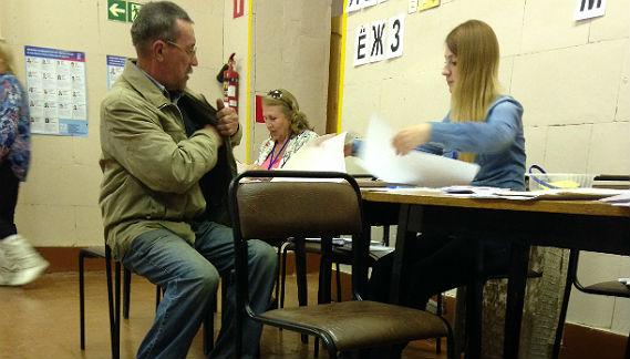 выборы в Рыбинске