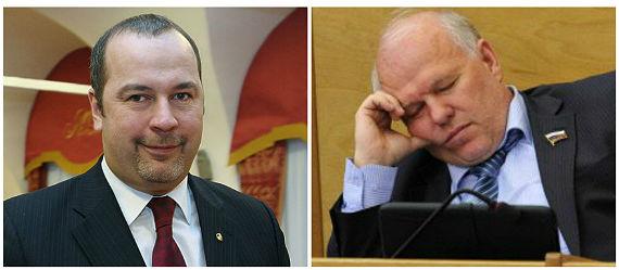 Осипов и Грешневиков, выборы в Рыбинске