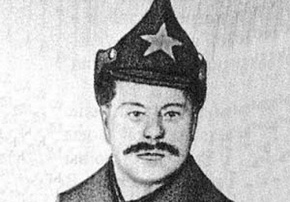 Александр Вегенер