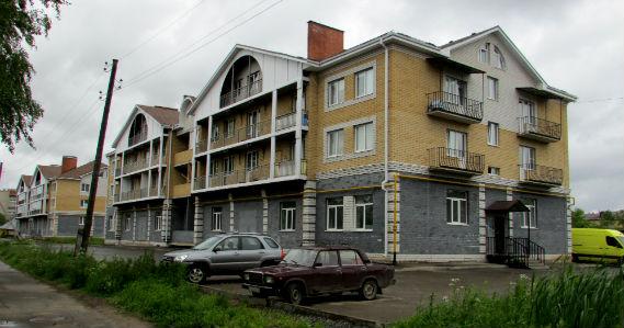 Рыбинск, пр. Серова, 14