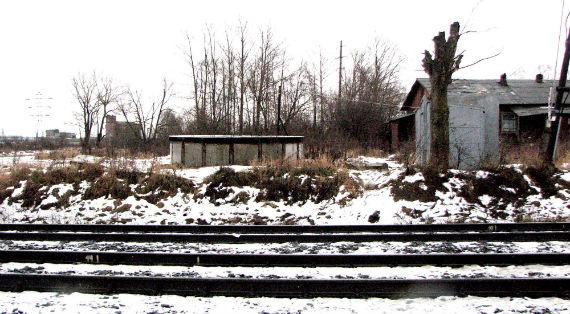 Третья шахта Южного коллектора, где произошла авария