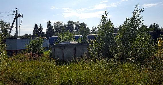 Южный коллектор в Рыбинске