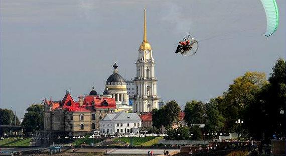 день города в Рыбинске