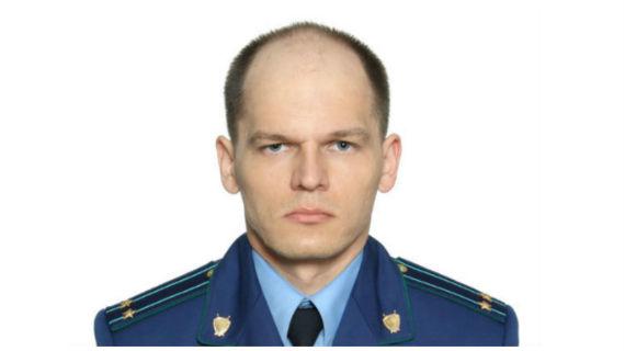 прокурор Рыбинска Иванов