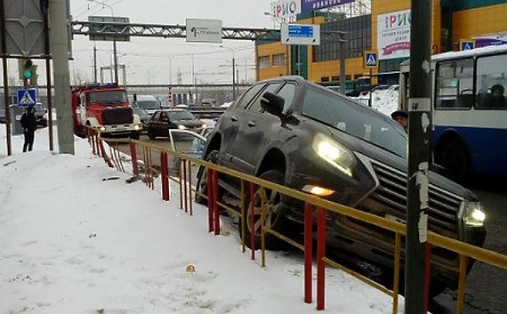 депутат из Рыбинска сбил пешехода
