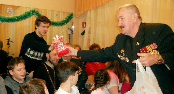 Новый год в Рыбинском детском доме