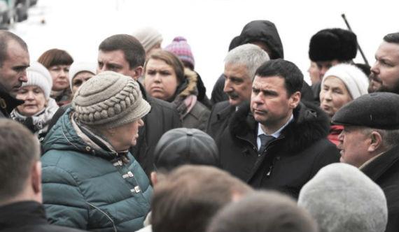 Дмитрий Миронов в Рыбинске