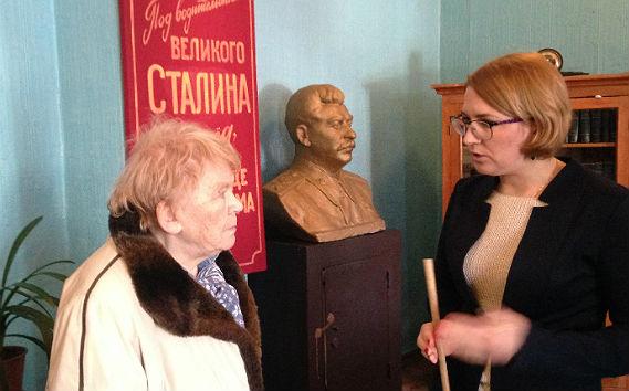 Мариэтта Чудакова в Рыбинске