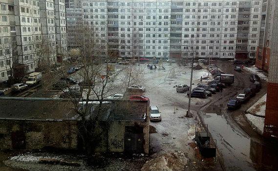 ремонт дворов в Рыбинске