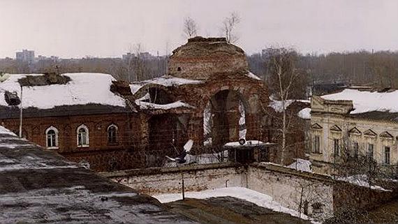 Софийский монастырь в Рыбинске