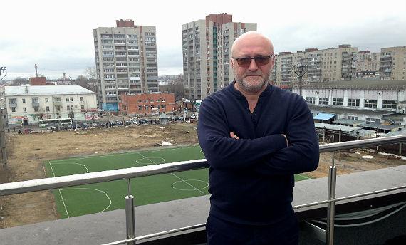 Андрей Безъязычный, Рыбинск