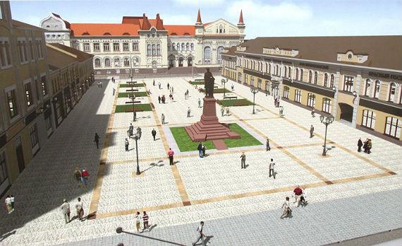 Новый проект Красной площади