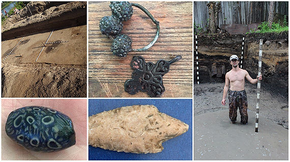 Рыбинская археологическая экспедиция —2017