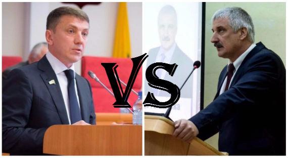 Балабаев против Добрякова