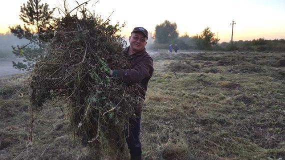 Неожиданный помощник депутат Ярославской областной думы Андрей Ершов