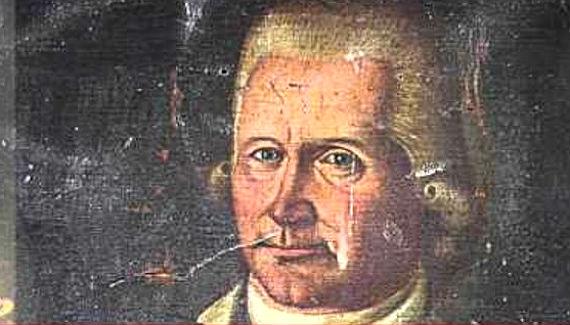Портрет, подаренный монастырю на Корфу самим Ушаковым, до сих пор там хранится