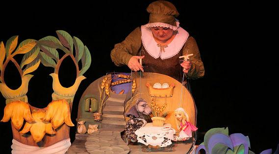 Рыбинский театр кукол